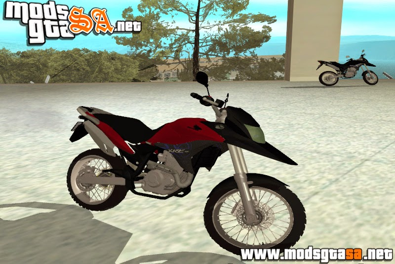 SA - Honda XRE 300