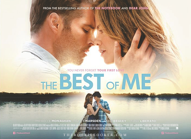 bookie looker a blog by stefanie sugia movie adaptation review the best of me