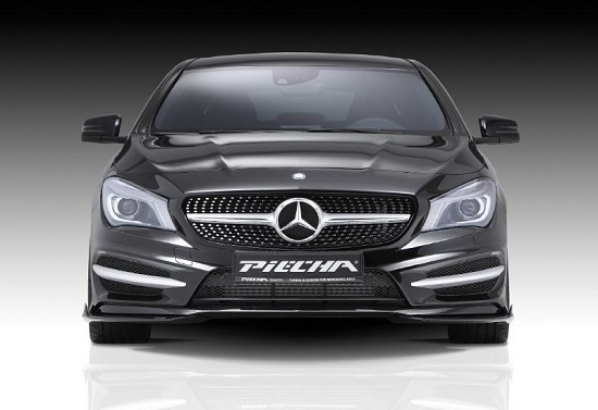 Mercedes-Benz CLA GT-R by Piecha Design