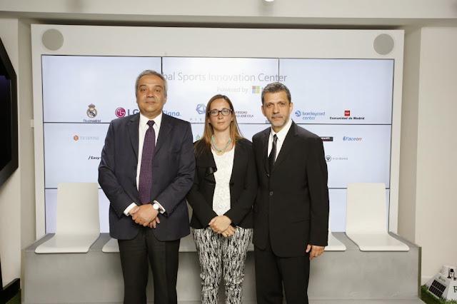 Microsoft abre un Centro Mundial de Innovación Deportiva en Madrid