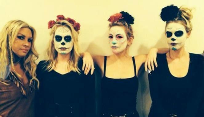 Momen Halloween Kate Hudson