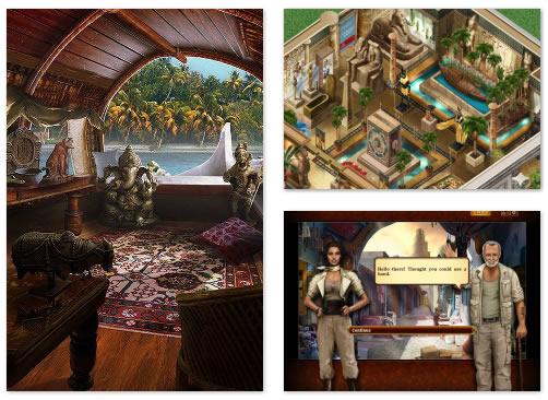 FB Game : Relic Quest