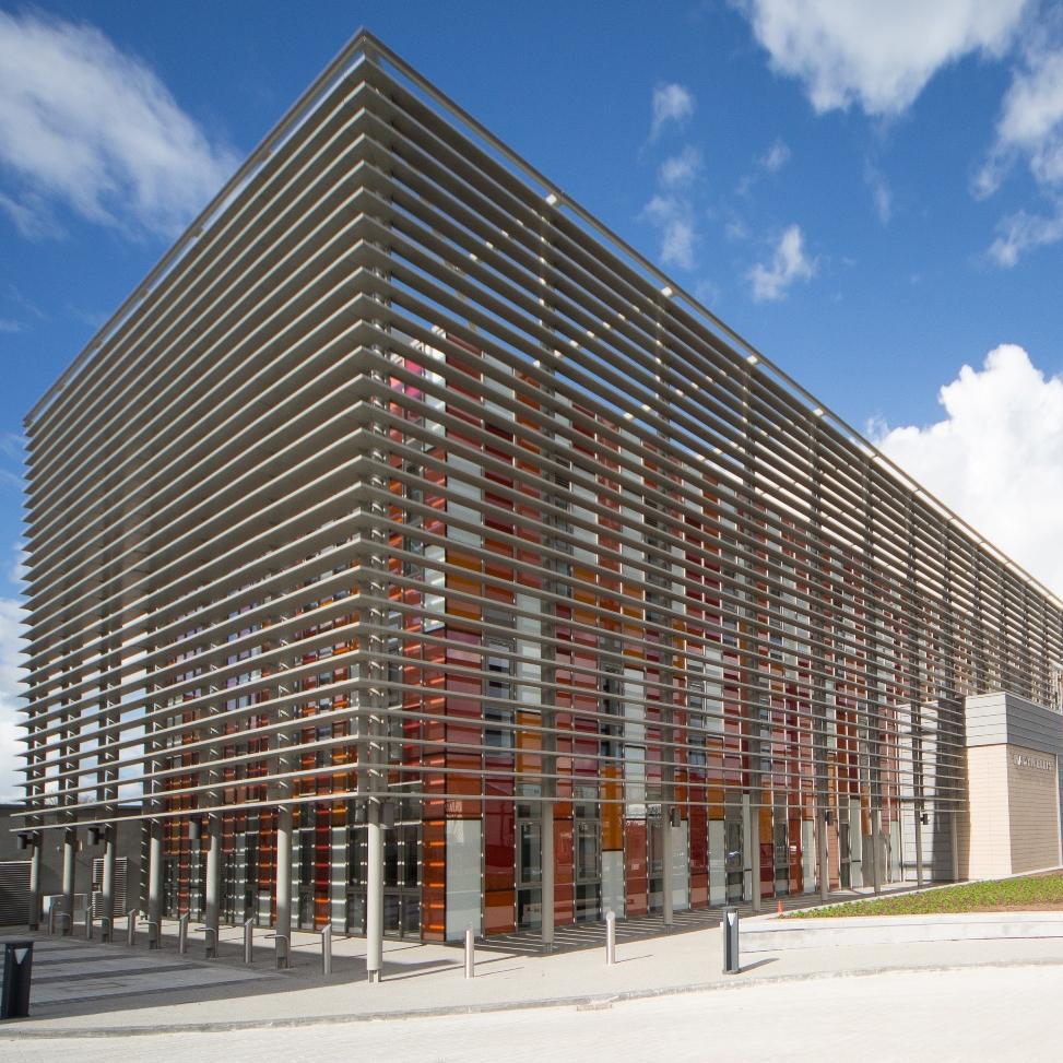 Cardiff University Hadyn Ellis Building