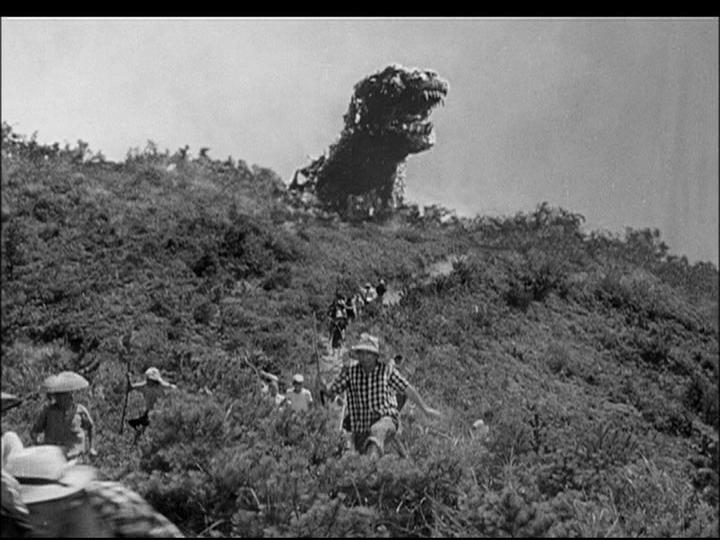 The Terrible Claw Reviews: Godzilla (1954) / Godzilla ...