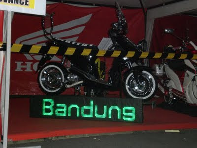 kontes modifikasi - modifikasi honda beat touring