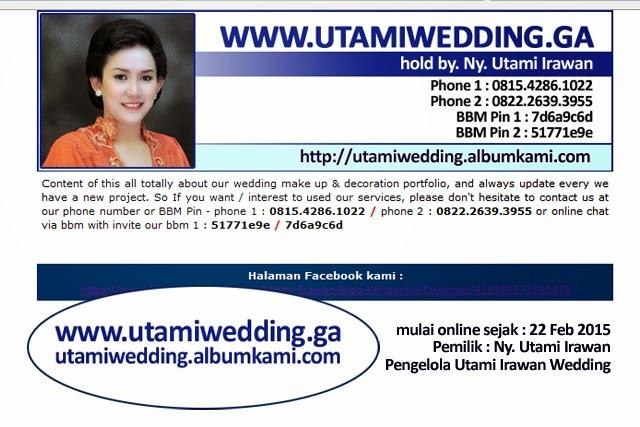 utamiwedding.albumkami.com / utamiwedding.ga Online sejak : 22 Februari 2014