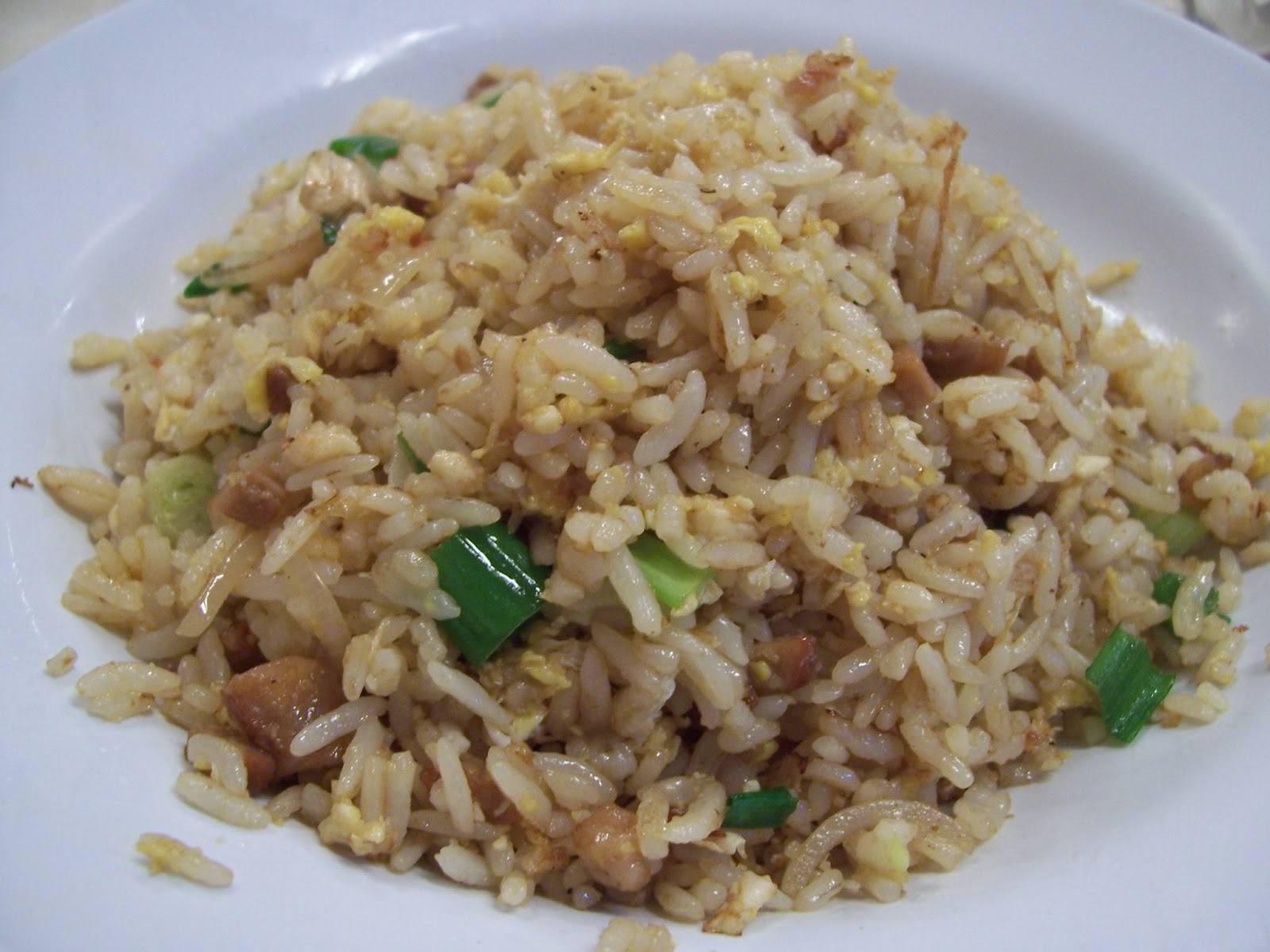 Fooood yum february 2013 for Fish fried rice