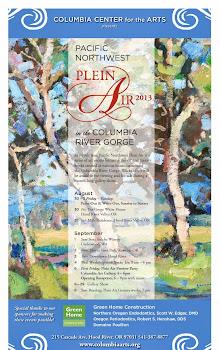2013 PNW Plein Air Poster