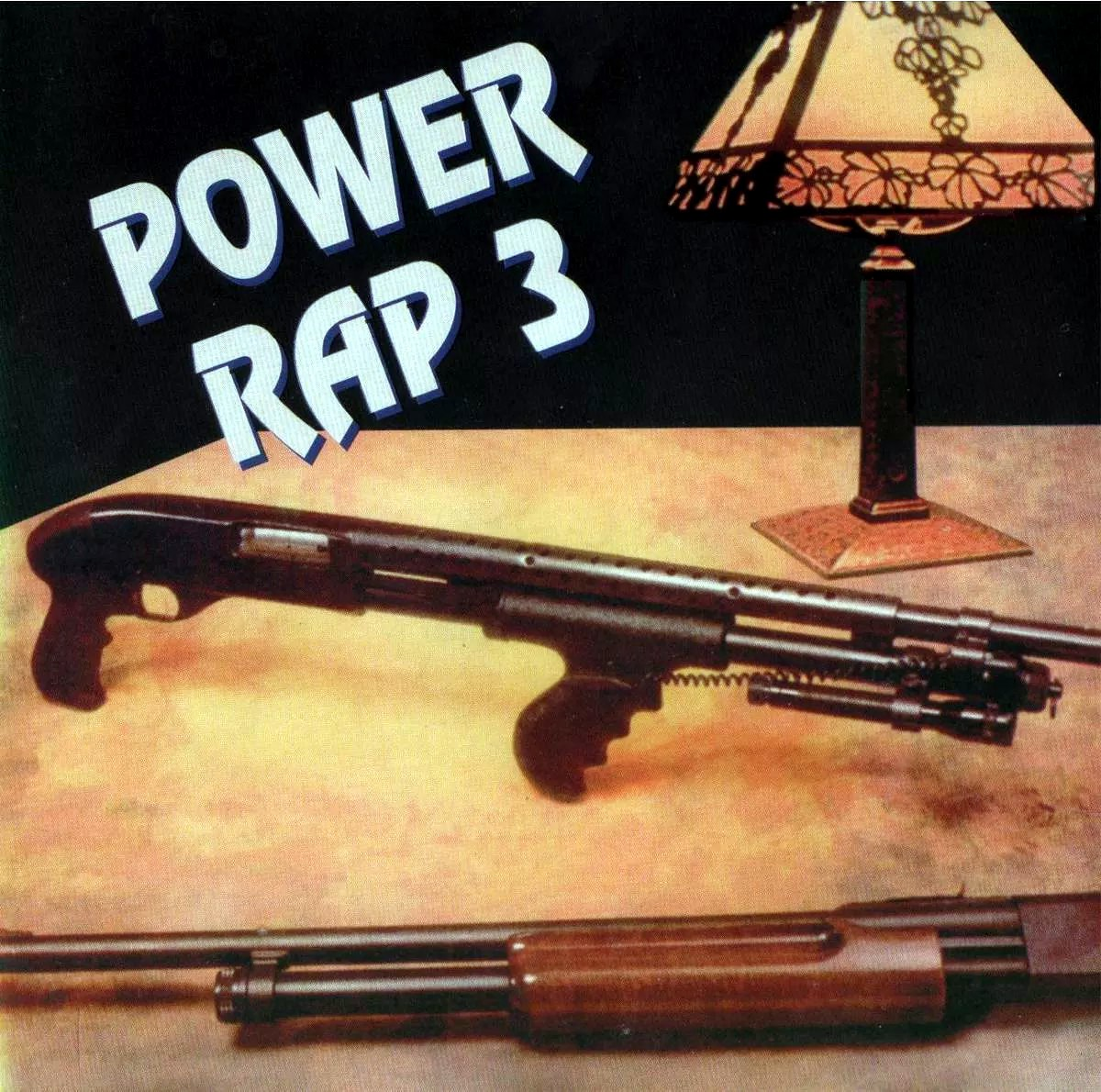 Power Rap Vol. 3  (CD - 1997)