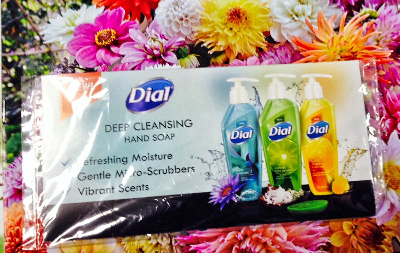 Dial Deep Cleansing Hand Soap Giveaway