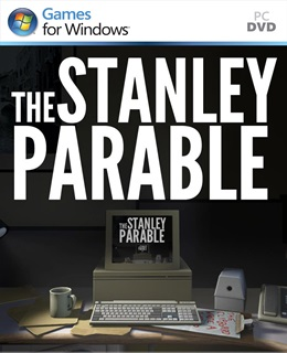 The Stanley Parable PC Capa