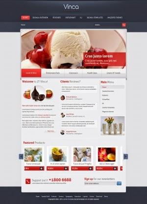Share template JV Nice Body - Joomla 2.5