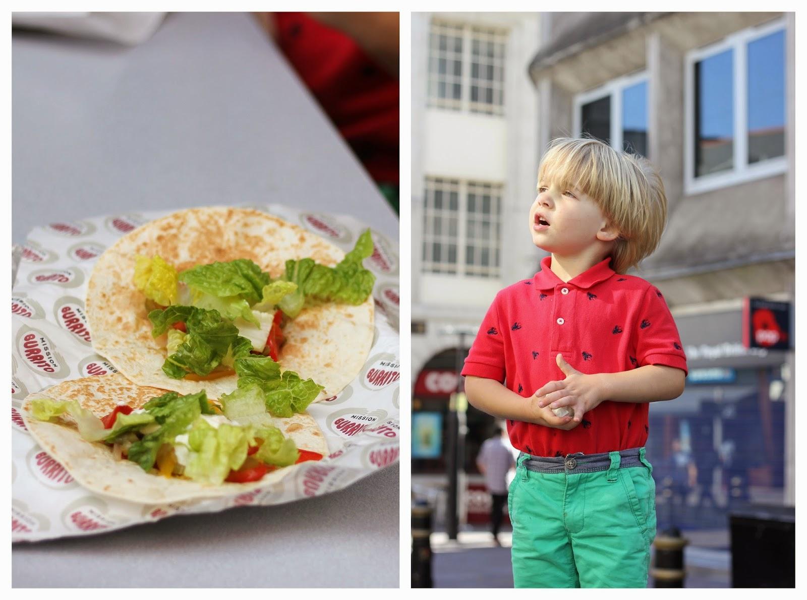 mission burrito tacos