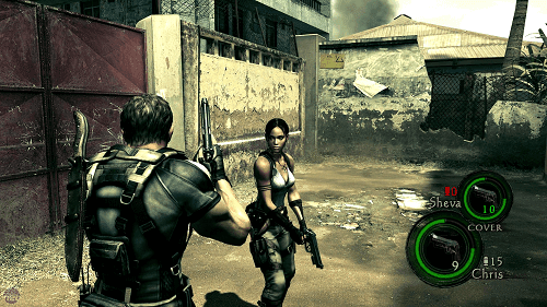 Download Resident Evil 5 Gold Edition PC Full Version 2