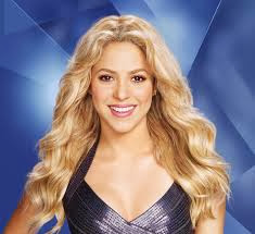 Shakira hairstyle picture