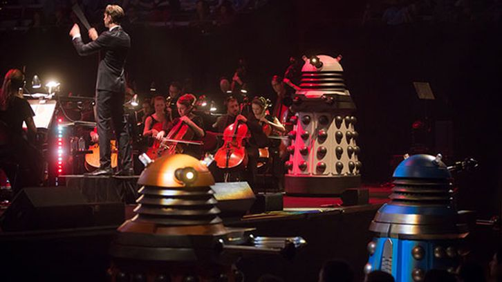 Doctor Who - Symphonic Spectacular to debut at six major UK city venues in 2015