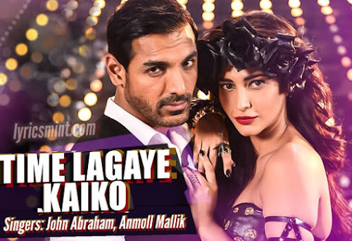 Time Lagaye Kaiko - Welcome Back (2015)