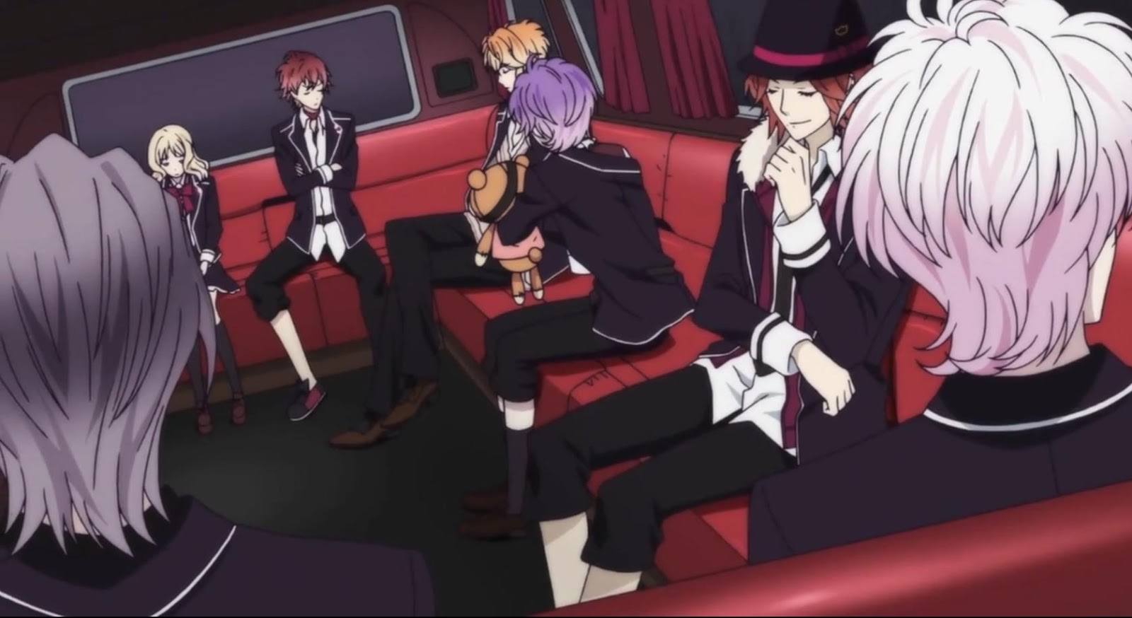 Diabolik Lovers - Screenshot 2