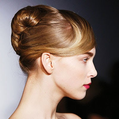 prom french twist