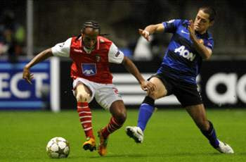 Braga vs Manchester United