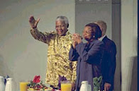 Robert Free's Dramatic Moments with Nelson Mandela
