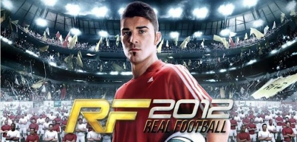 Real Soccer 2012 apk v1.0.7 Free Download for Android by Gameloft
