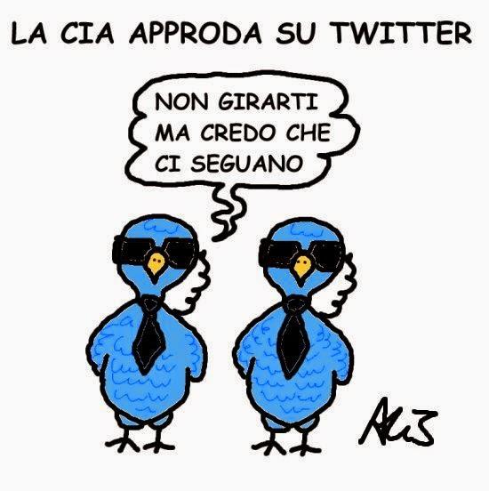 vignetta CIA