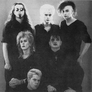 picture image photo groupe band formation goth art sound