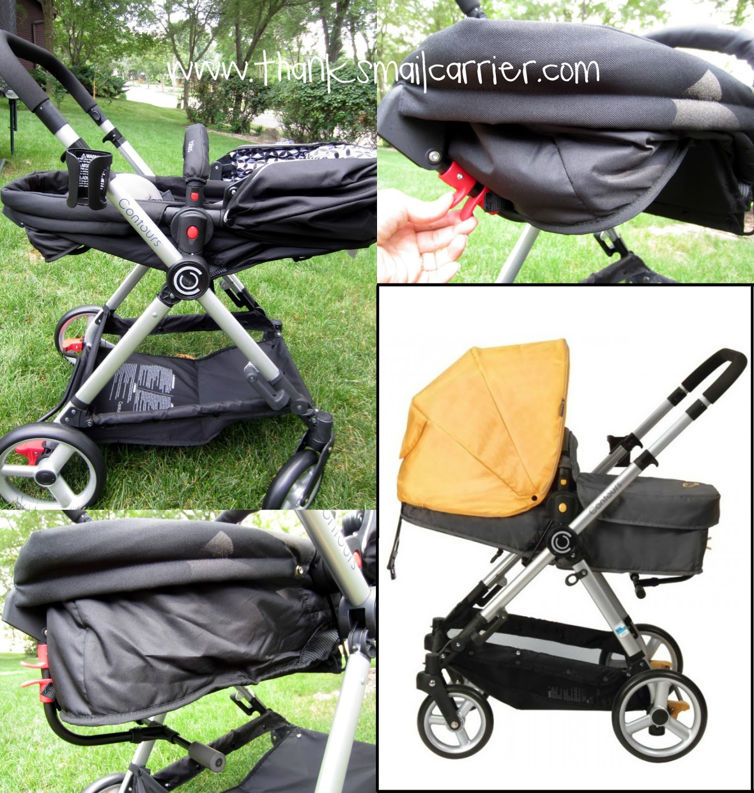 Bliss carrycot