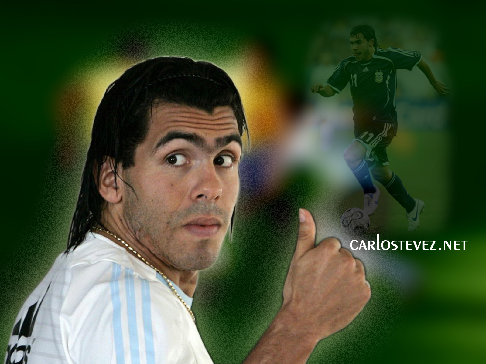 Carlos Tevez Net Worth