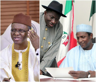 """When Yar 'Adua Fought Me, He Ended Up In The Grave, GEJ Fought Me And Ended Up In Otueke"" – Gov. El-Rufai"
