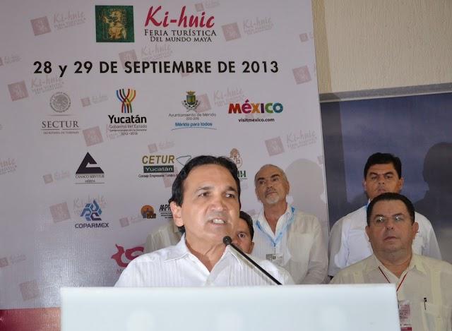 CANACO Mérida pide mayor conectividad aérea regional en el  Mundo Maya