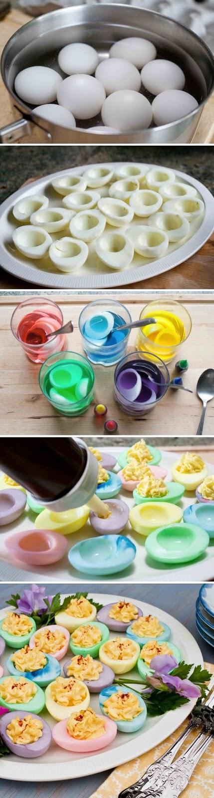 Hard Boiled Easter Eggs