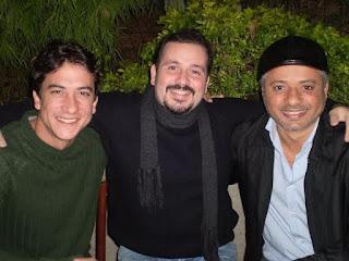 Grupo Samba em 3 agita a Lavradio Musical deste sábado