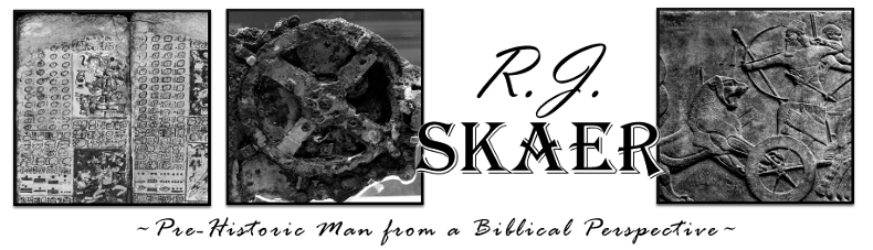 R. J. Skaer, Pre-Historic Man from a Biblical Perspective