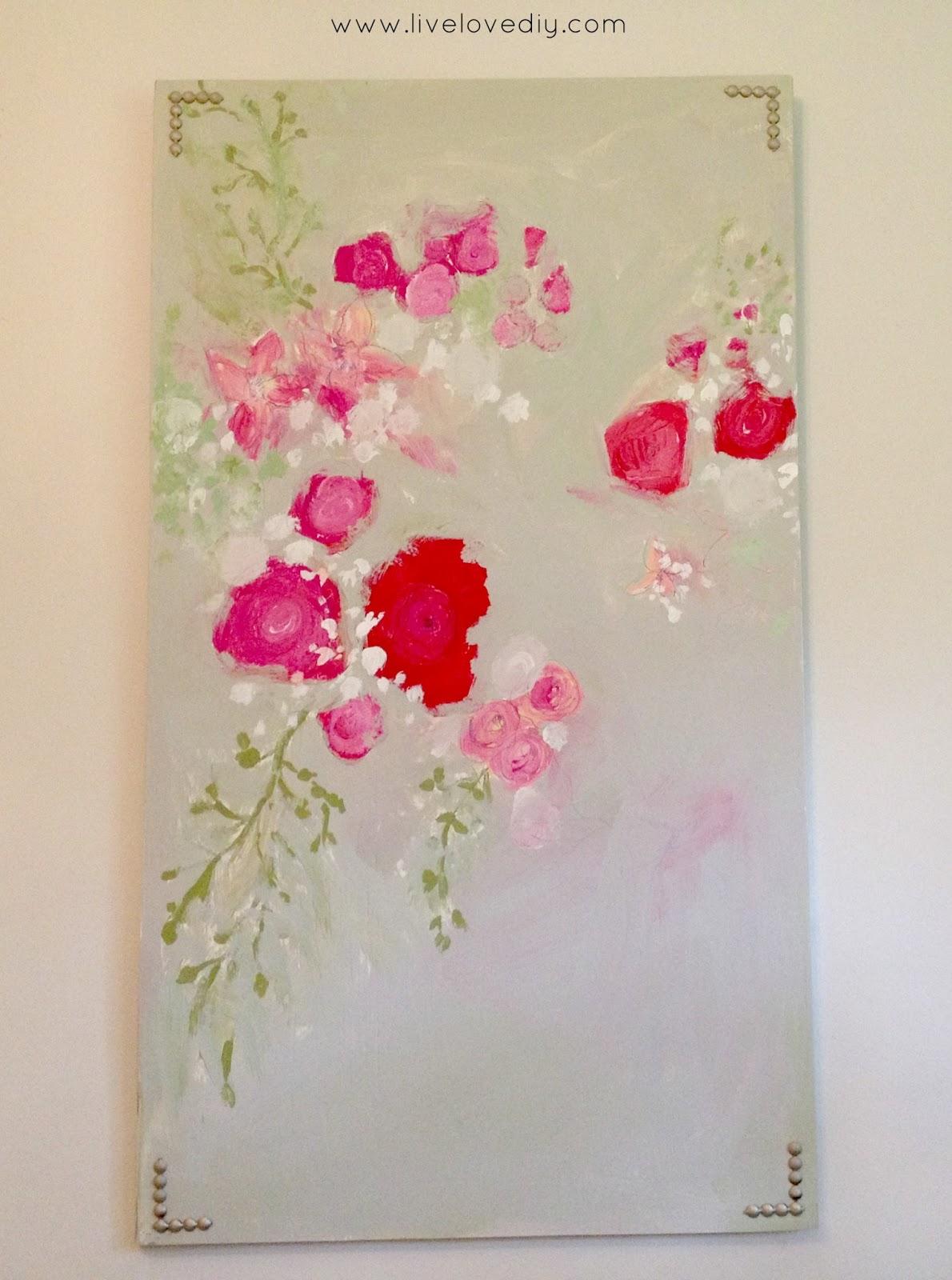 Livelovediy How To Make Easy Floral Art