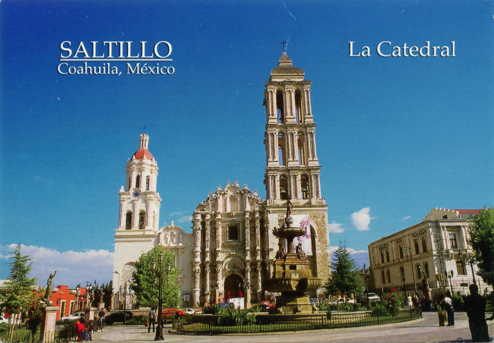 Saltillo Coahuila Mexico