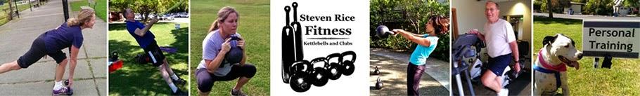 Steven Rice Fitness Banner
