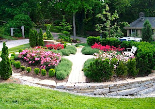 Outdoor home staging tips for curb appeal leovan design for Landscaping rocks broward county