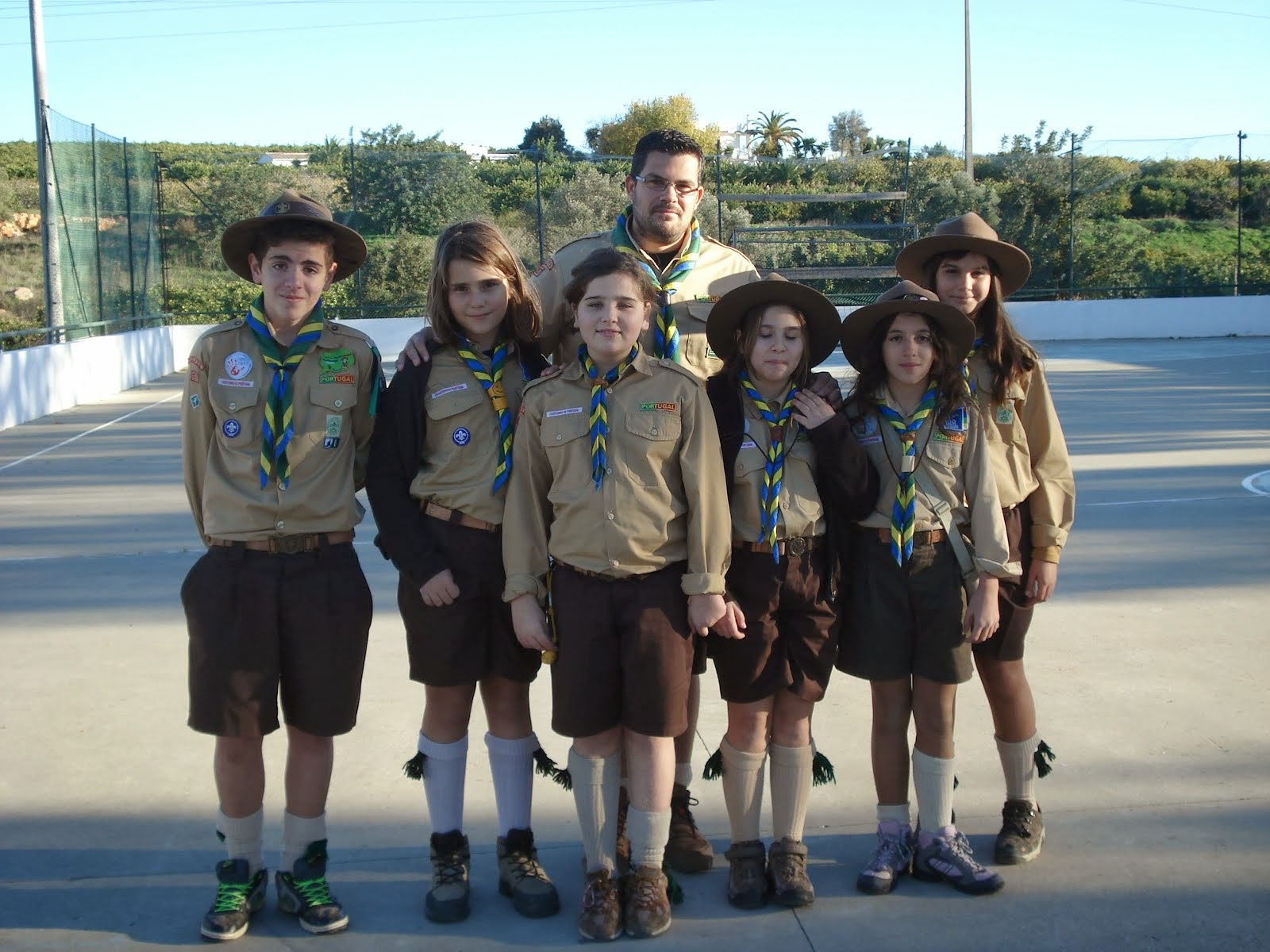 Tribo de Escoteiros