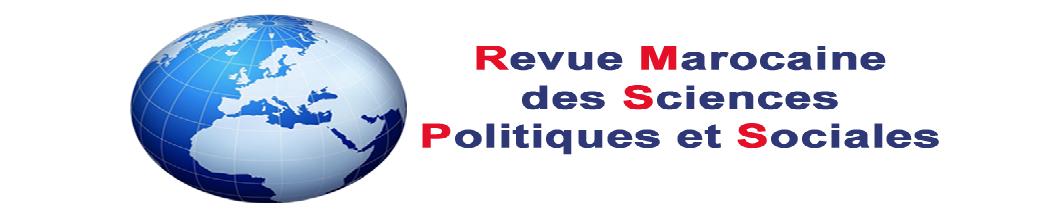 la revue marocaine de sciences politiques et sociales