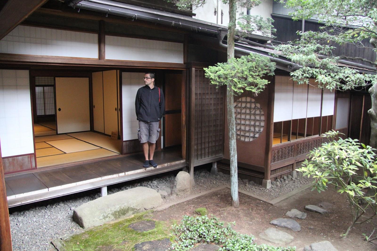 Kon 39 nichiwa en jap n media vuelta al mundo - Casas japonesas tradicionales ...