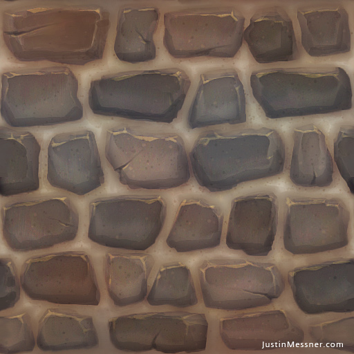 Painterly Hand Painted Textures