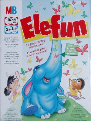 Elefun box.