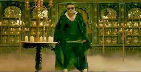 Party With The Bhoothnath - Yo Yo Honey Singh, Amitabh Bachchan