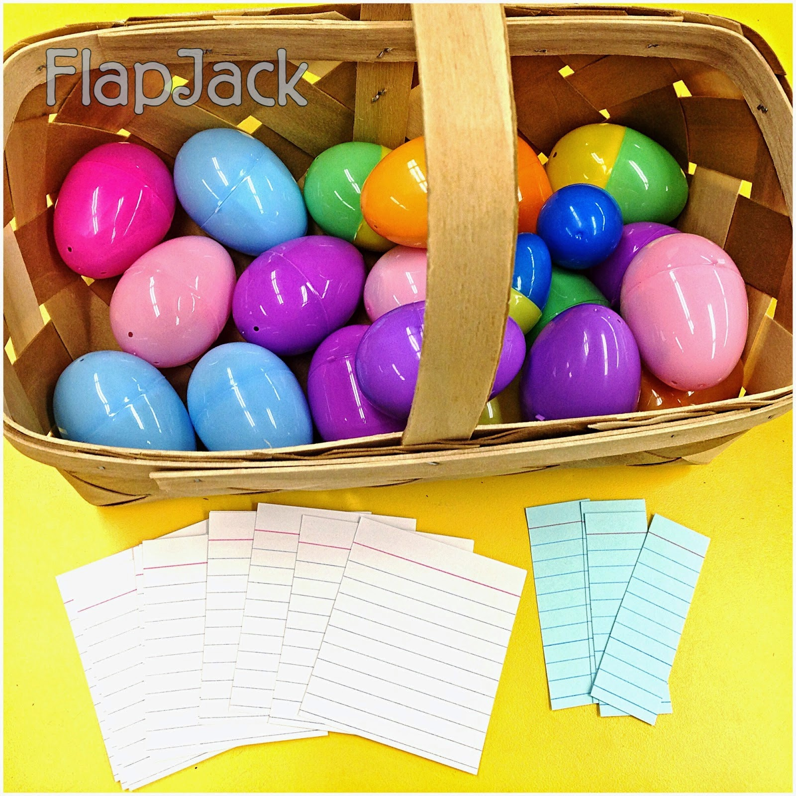 http://www.flapjackeducation.com/2014/04/bright-ideas-student-created-egg-hunt.html