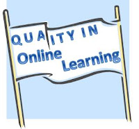Banner displaying Quality Online Learning
