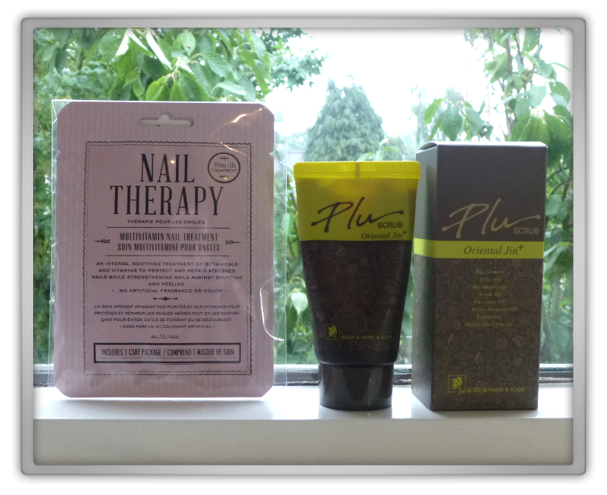 겟잇뷰티박스 by 미미박스 memebox hair & body beautybox # unboxing review preview box Kocostar Nail Therapy Zivon plu scrub oriental jin