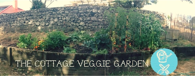 The Cottage Veggie Garden