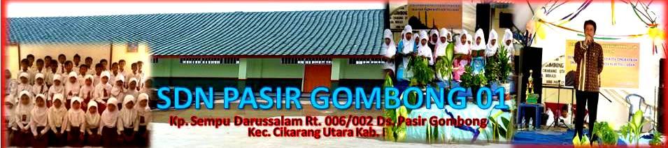 SDN PASIR GOMBONG 01